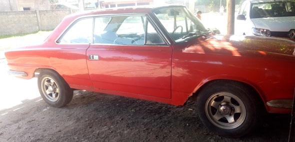 Auto Renault Torino TS Reforma 1973