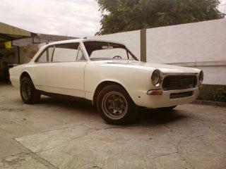 Auto IKA Coupé Torino 380