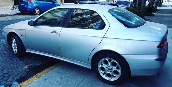 Alfa Romeo 156 V6 KS