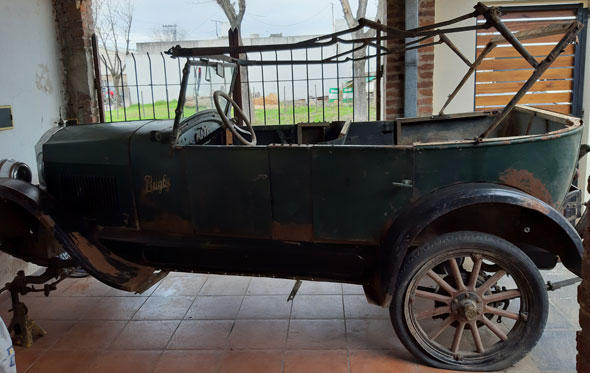 Auto Rugby Star F 1925