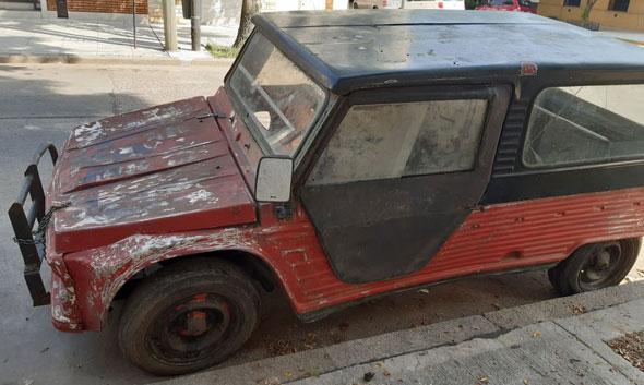 Auto Citroen Mehari Azam-28 Sport 73