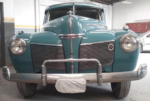 Ford Mercury 1941 Coupé