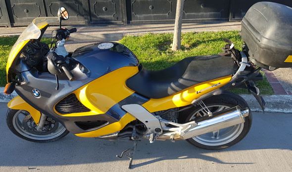 Moto BMW K1200RS