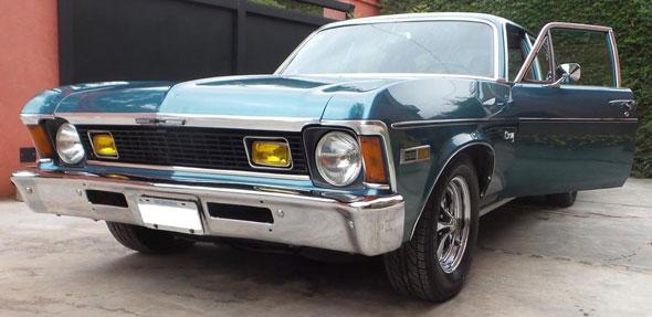 Auto Chevrolet Chevy Malibú 1978