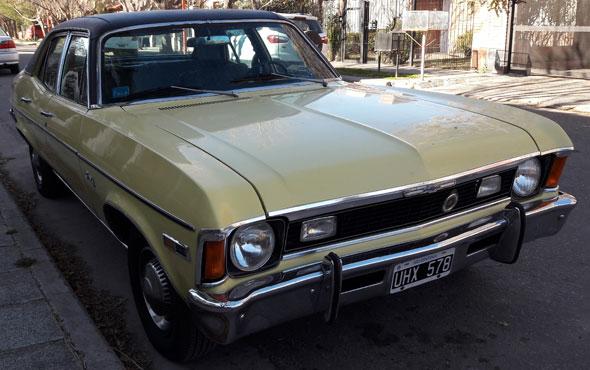 Auto Chevrolet Malibú