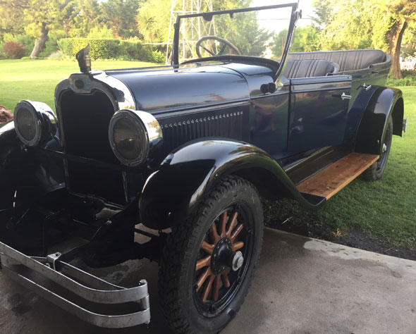 Oakland 1923 6-44 Sport Touring