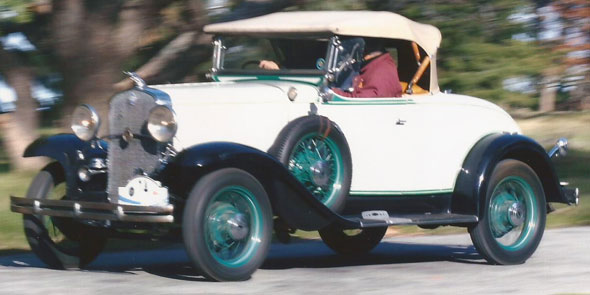Auto Chevrolet 1930