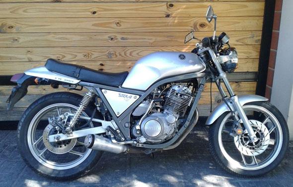 Yamaha SRX-4