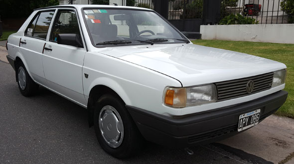 Auto Volkswagen Senda