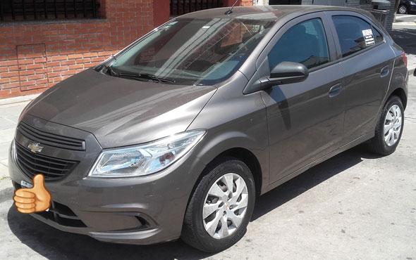 Auto Chevrolet Onix Lt