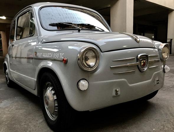 Fiat 600 Réplica Abarth 850TC