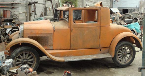 Auto Essex 1929