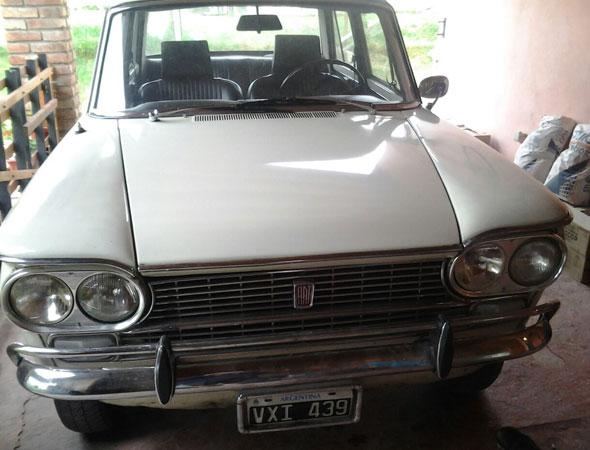 Fiat 1500 Sedán