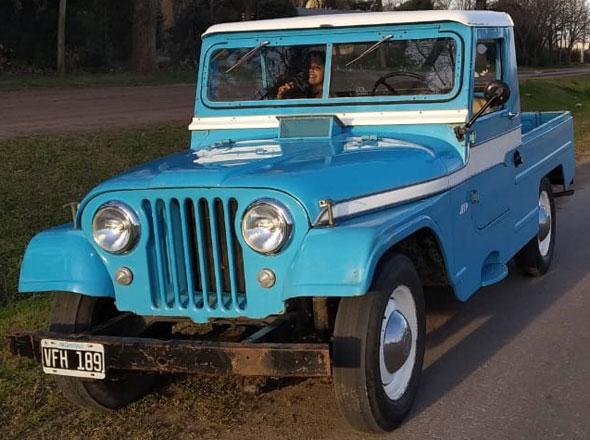 Auto IKA Jeep