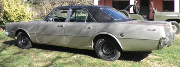 Auto Dodge Coronado 1971