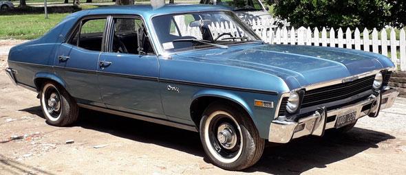 Chevrolet Chevy 250