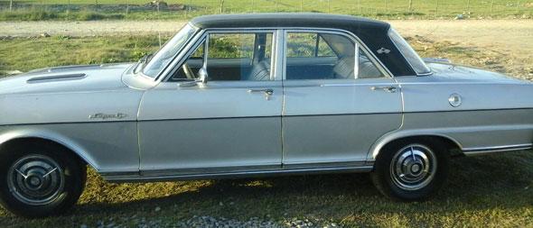 Auto Chevrolet Super 1967