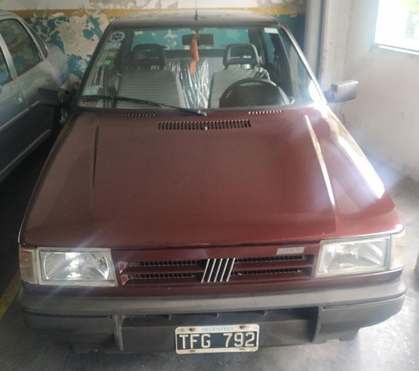 Fiat Duna SDL