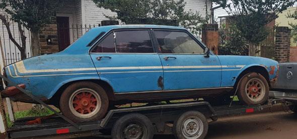 Auto Peugeot 504 TN 2000