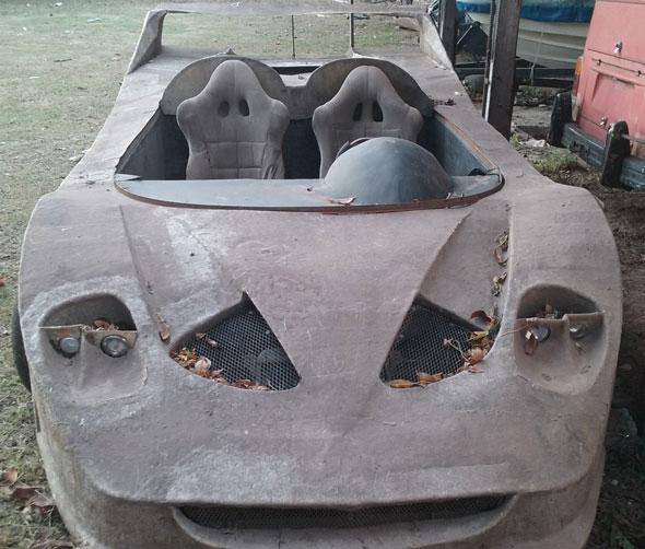 Auto Ferrari F50 1999 Réplica
