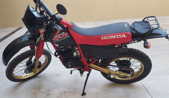 Honda XLR250R