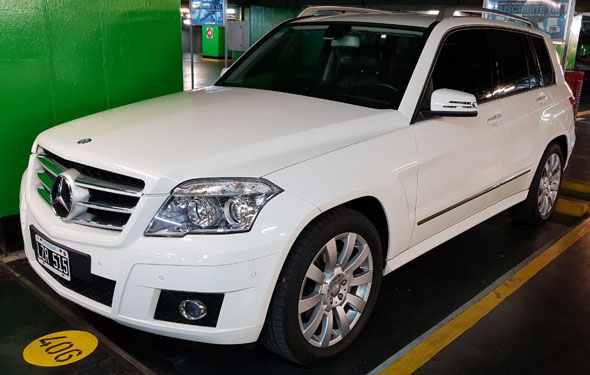 Auto Mercedes Benz Glk 300  4 Matic