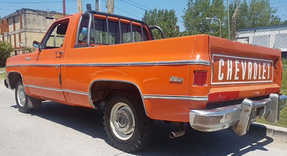 Auto Chevrolet C10