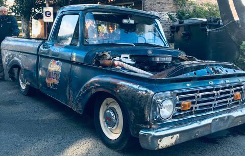 Ford F 100 1964