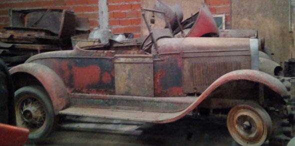 Chevrolet 1928 Roadster 1928