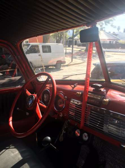 Chevrolet Sapo 1947