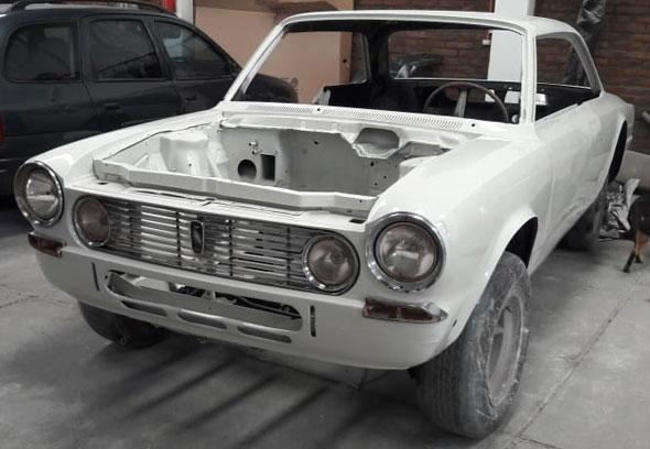 Torino 380 W 1969