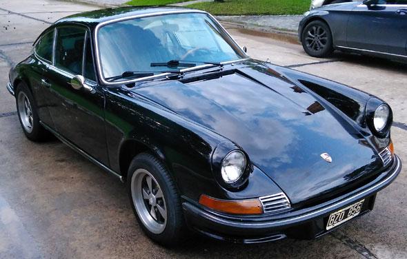Auto Porsche 911T