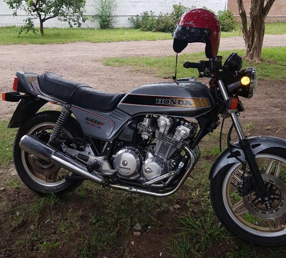 Honda CB 900 F Bol D Or