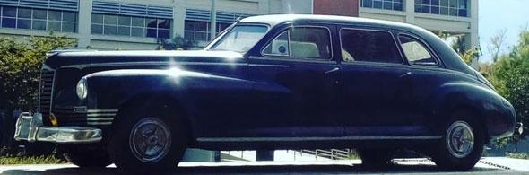 Packard 1947 Super Clipper Limousine