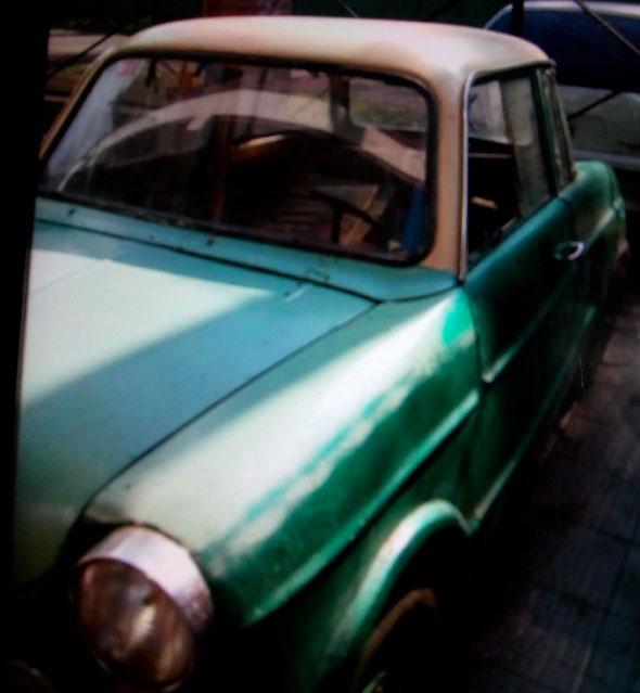 Auto NSU 1960