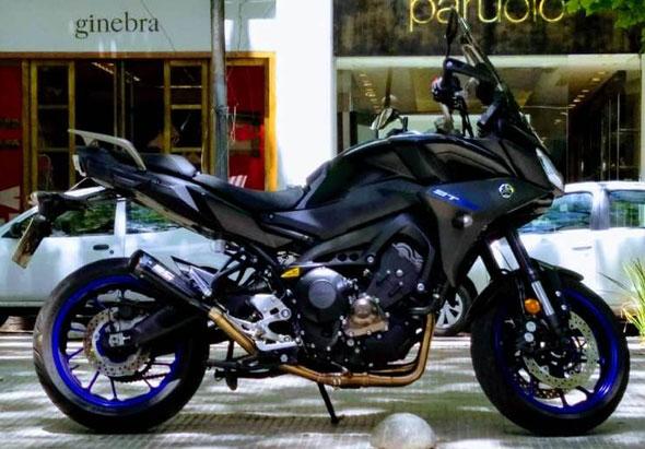 Yamaha Tracer 900 ST