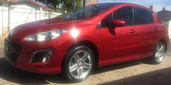 Peugeot 308 Feline Manual $ 585000 113373