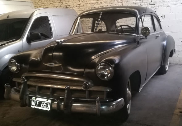 Chevrolet Styleline 1949