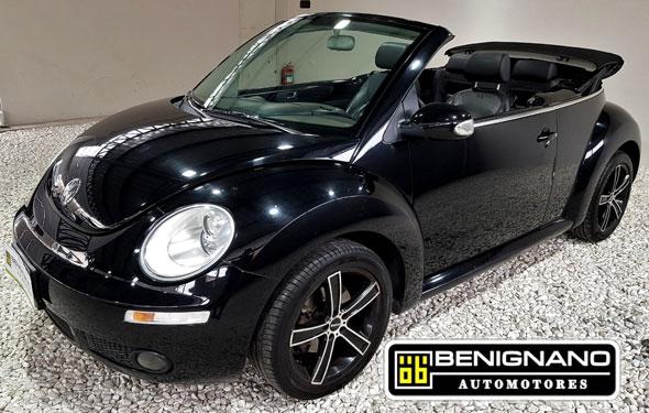 Volkswagen New Beetle Sport Cabtiolet