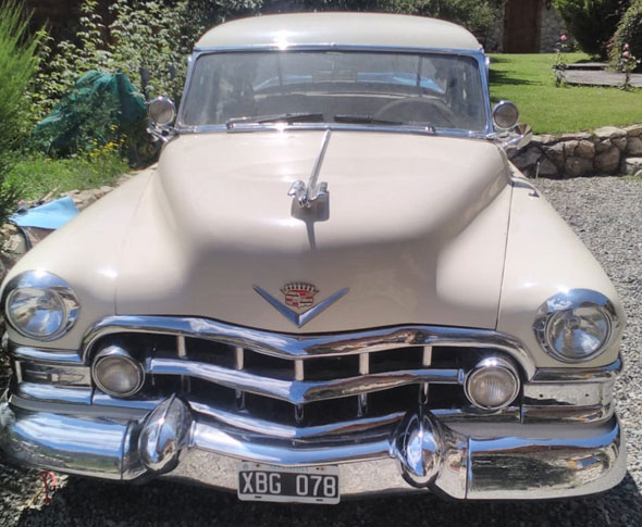 Cadillac Fleetwood 1952
