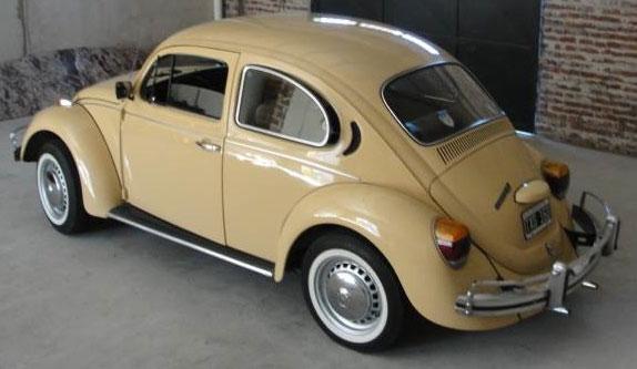 Volkswagen Escarajo Beetle