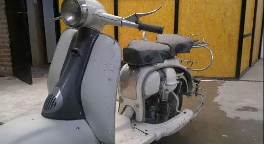 Siambretta 1961