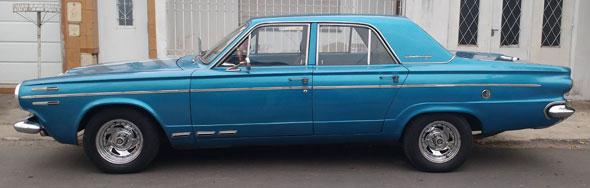 Valiant III 1964
