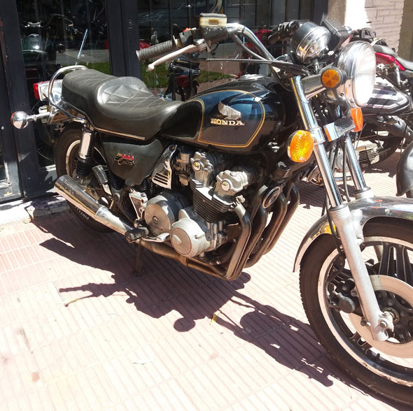 Honda CB 900 Custom