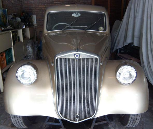 Lancia Aprilia 1946
