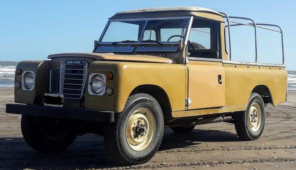 Land Rover Santana 109 Serie 3