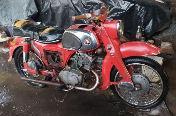 Honda Dread 125