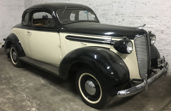 Dodge Brother 1937