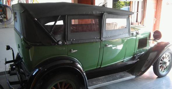 Whippet 1928