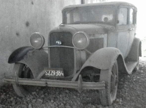Ford 1932 BB